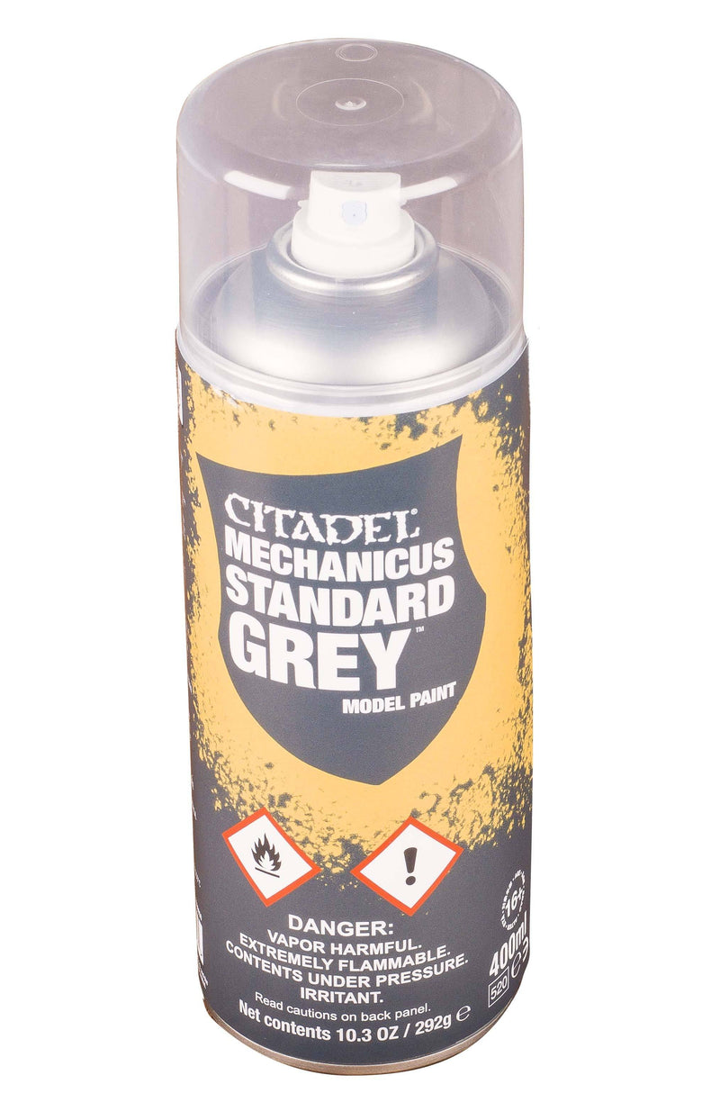 Spray: Mechanicus Standard Grey (Store Pickup Only) Games Workshop, Games Workshop Beanie Games