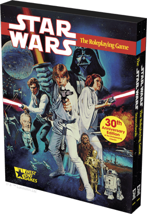 Star Wars: The Roleplaying Game 30th Anniversary West End Games, RPG Books Beanie Games