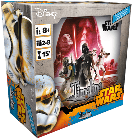 Star Wars Timeline Asmodee Editions, Board Games Beanie Games