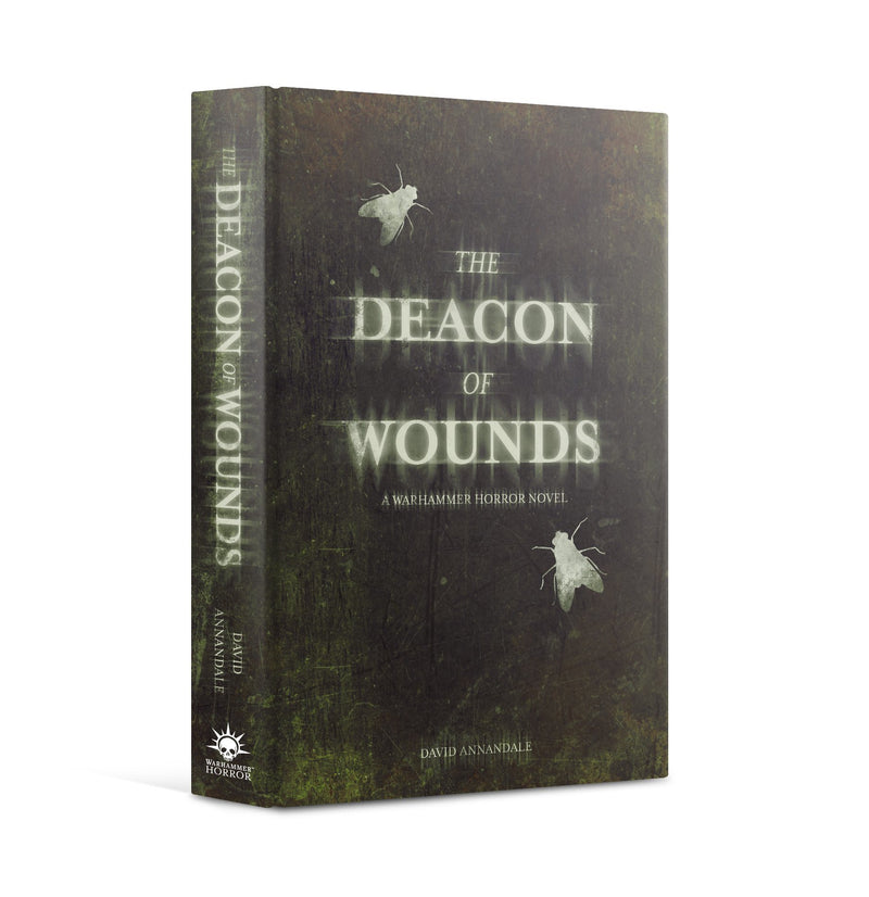The Deacon Of Wounds (HB) Games Workshop, Games Workshop Books Beanie Games