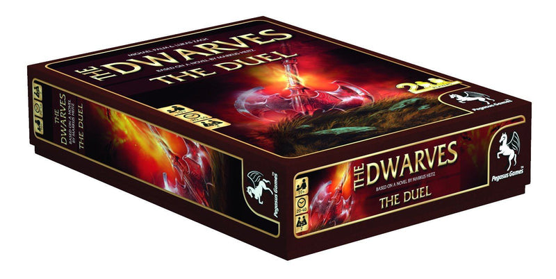 The Dwarves The Duel Pegasus Spiele, Board Games Beanie Games