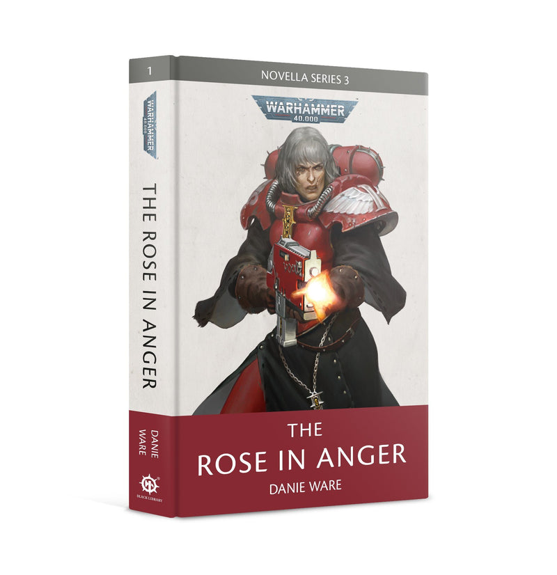The Rose In Anger (HB) Games Workshop, Games Workshop Books Beanie Games