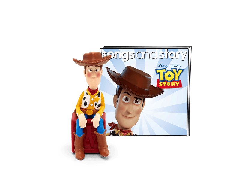 Tonies: Disney Toy Story (Woody) Tonies, Tonies Beanie Games
