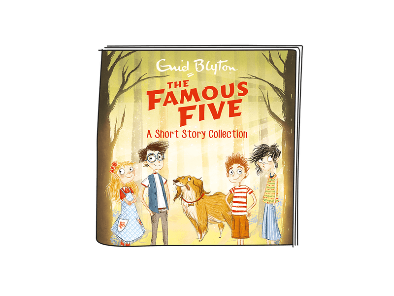 Tonies: Famous Five - A Short Story Collection Tonies, Tonies Beanie Games