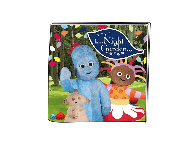 Tonies: In The Night Garden - A Musical Journey Tonies, Tonies Beanie Games