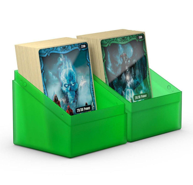 UG Emerald Boulder Deck Case 100+ Ultimate Guard, CCG Accessories Beanie Games