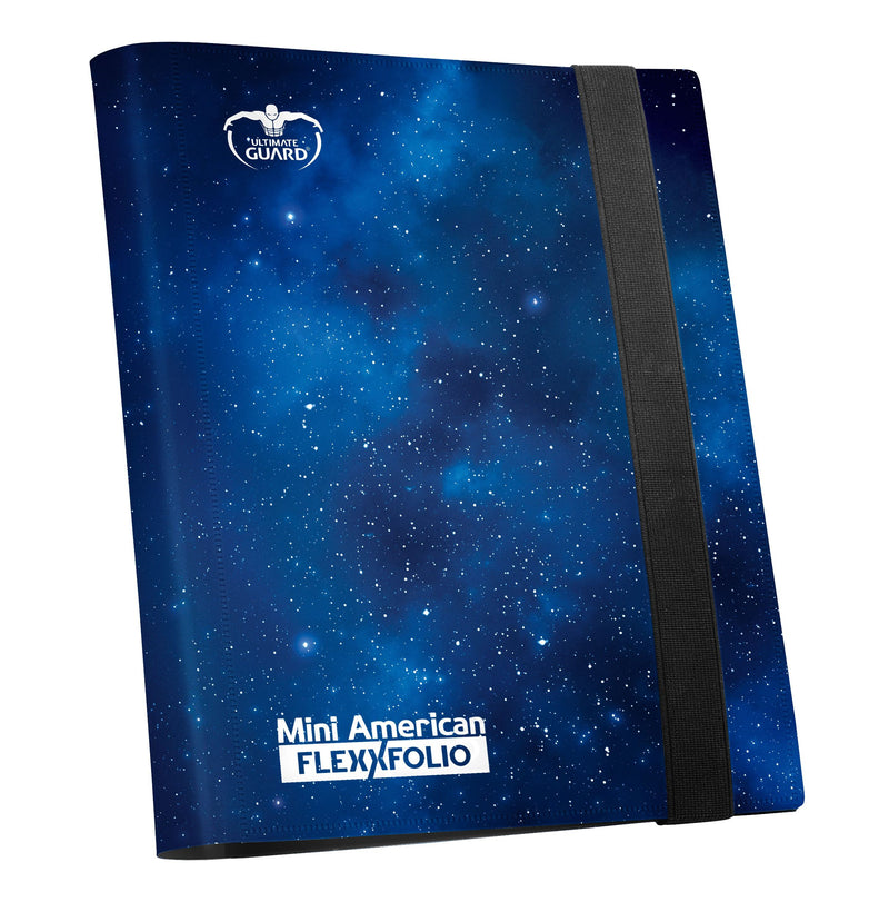 UG Mini American FlexXfolio Mystic Space Ultimate Guard, CCG Accessories Beanie Games