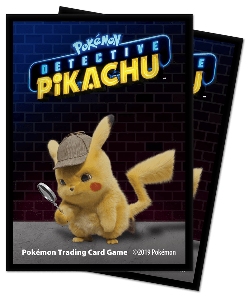 UP Detective Pikachu Sleeves Pikachu Ultra Pro, CCG Accessories Beanie Games