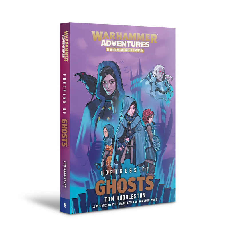 Warhammer Adventures: Realm Quest Fortress Of Ghosts (PB) Games Workshop, Games Workshop Books Beanie Games