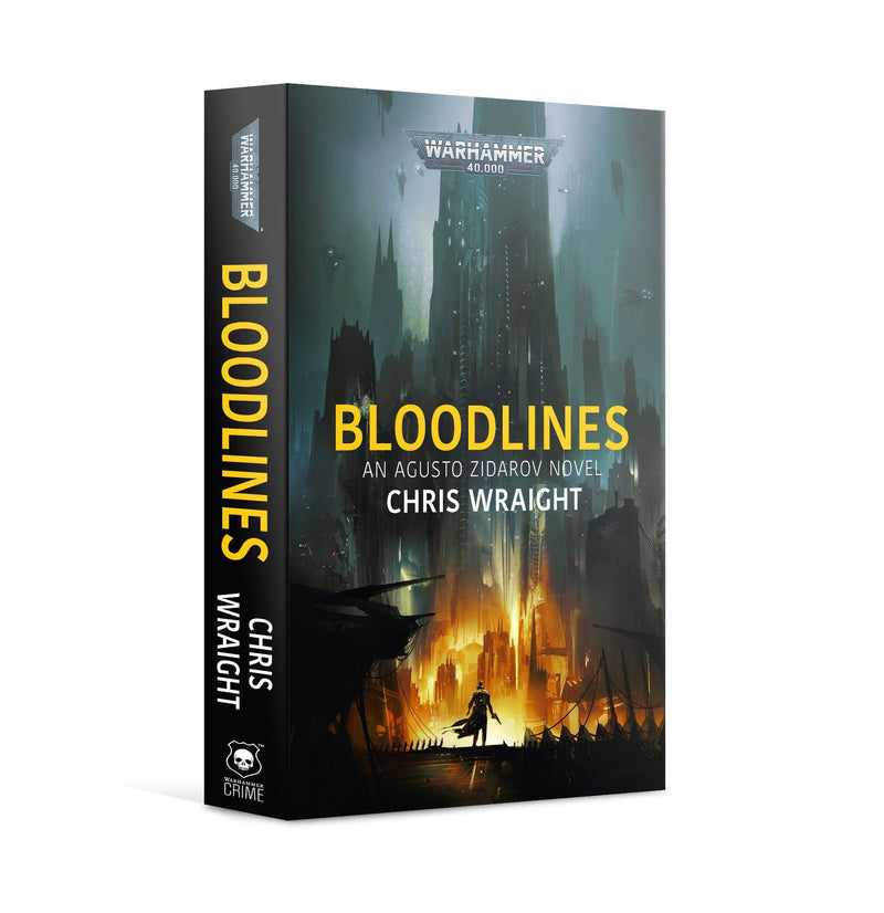 Warhammer Crime: Bloodlines (PB) Games Workshop, Games Workshop Books Beanie Games