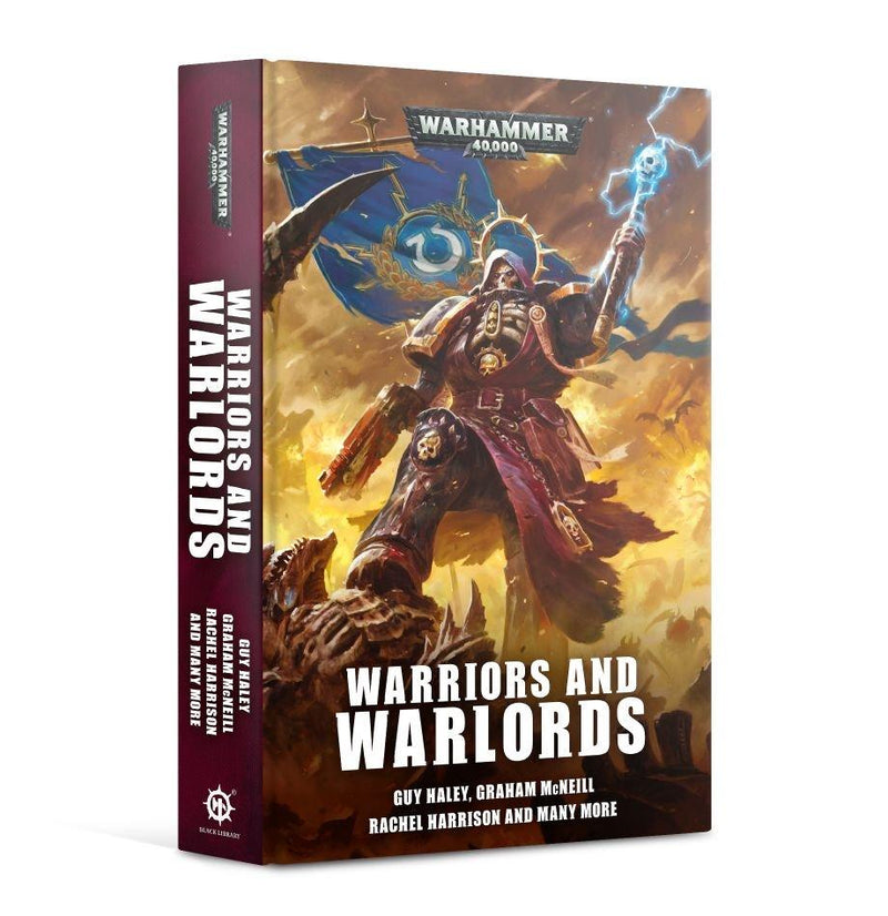 Warriors And Warlords (HB) Games Workshop, Games Workshop Books Beanie Games