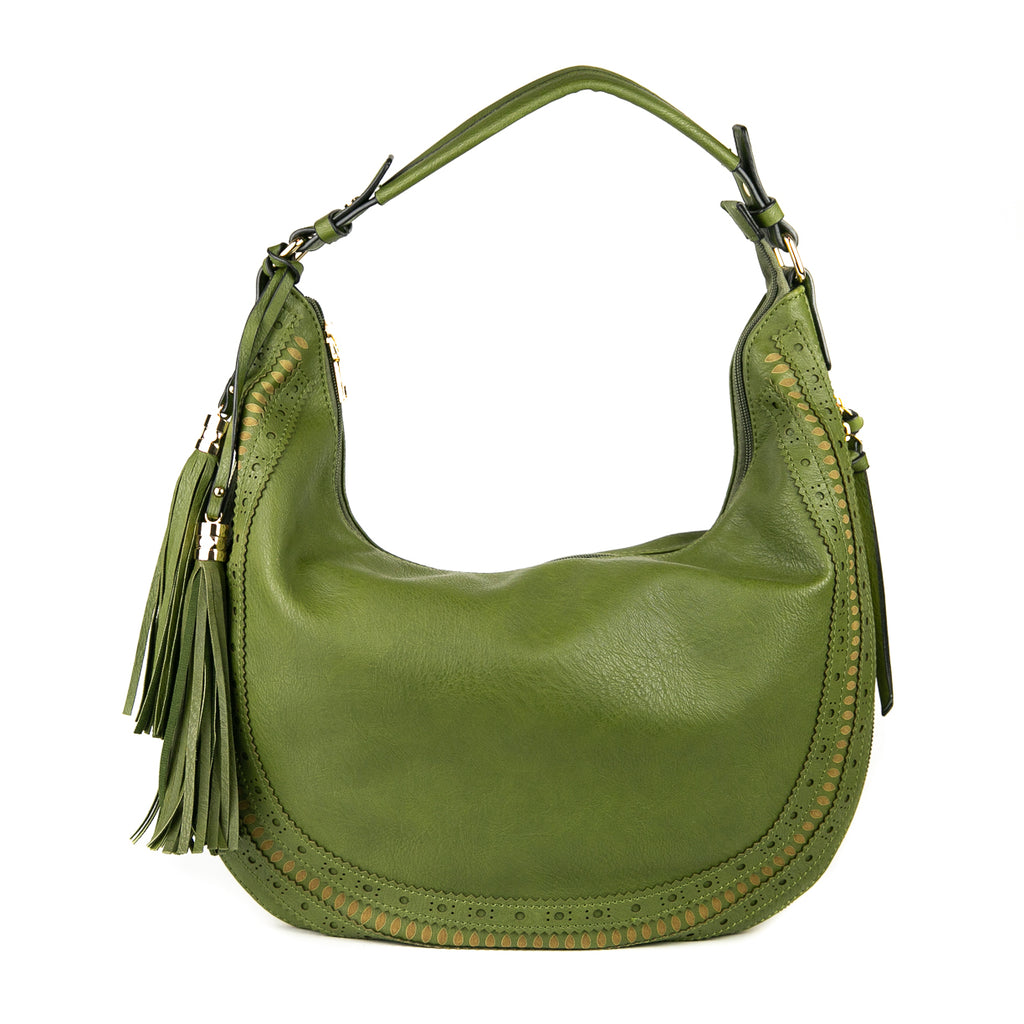 Bag - Olive Over the Shoulder