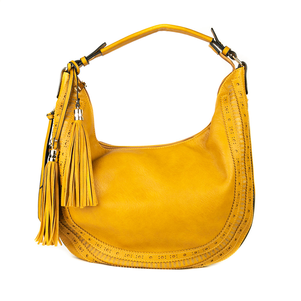 Bag - Golden Over the Shoulder