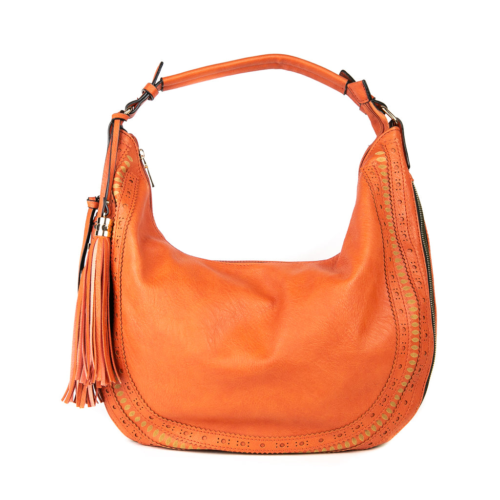 Bag - Coral Over the Shoulder