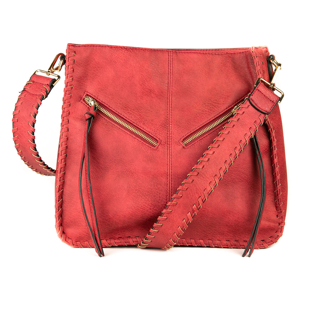 Bag - Red Cross body handbag