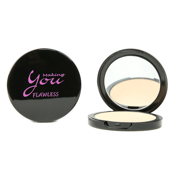 "Flawless Pressed Mineral Powder ""Natural Skin"""