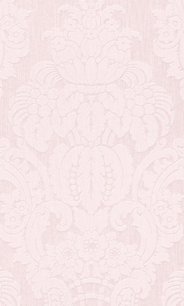 Seraphine Exotic Damask Wallpaper 076447