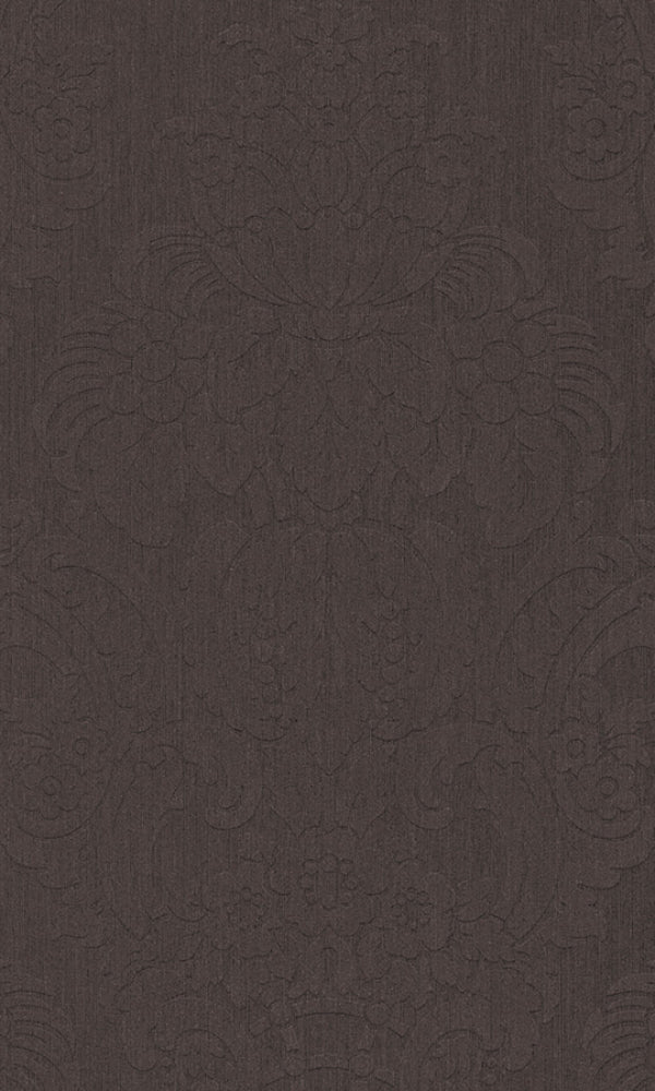 Seraphine Exotic Damask Wallpaper 076492
