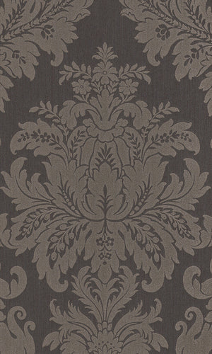 Eleganza Grand Floral Damask- Wallpaper 077246