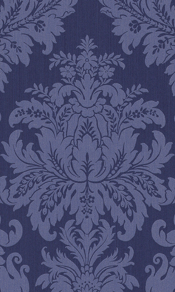 Cassata Grand Floral Damask Wallpaper 077338