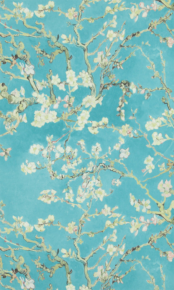 Van Gogh  Almond Blossom Wallpaper 17140