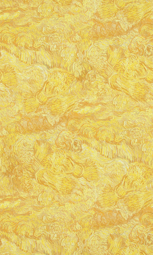 Van Gogh  Wheatfield With a Reaper Wallpaper 17170
