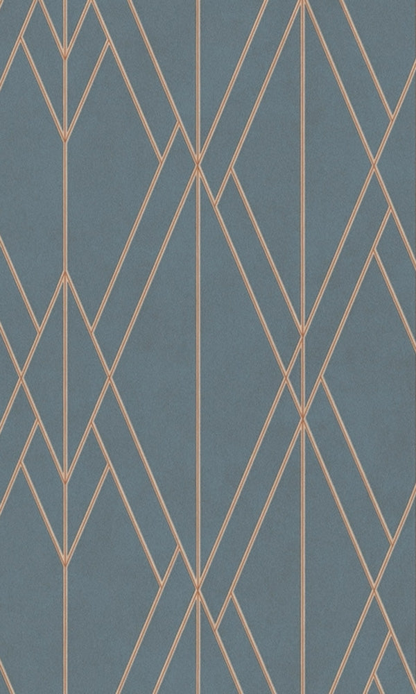 Finesse Shadow Blue Intersecting Polygons 219716