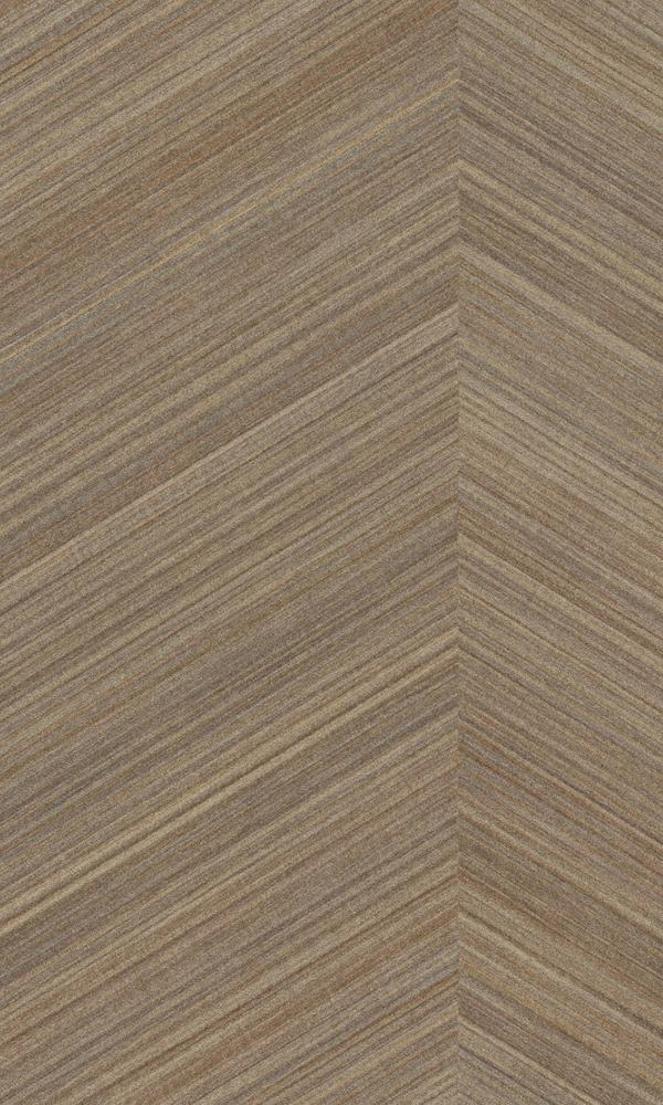 Material World Russet Large Chevron Stripe 219793