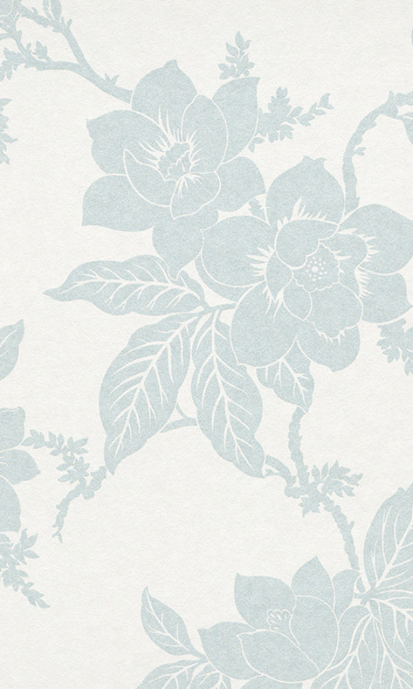 Comtesse Flowering Wallpaper 225364