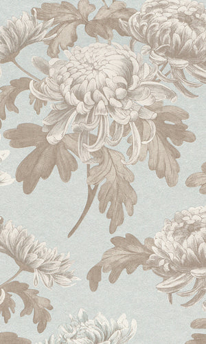 Comtesse Efflorescent Blooms Wallpaper 225494