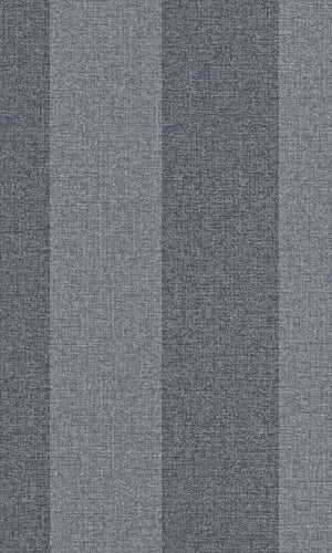 Indigo Striped Denim Wallpaper 226538