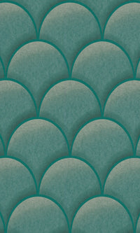 metallic geometric wallpaper canada