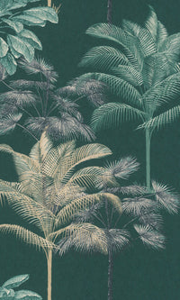 botanical wallpaper canada