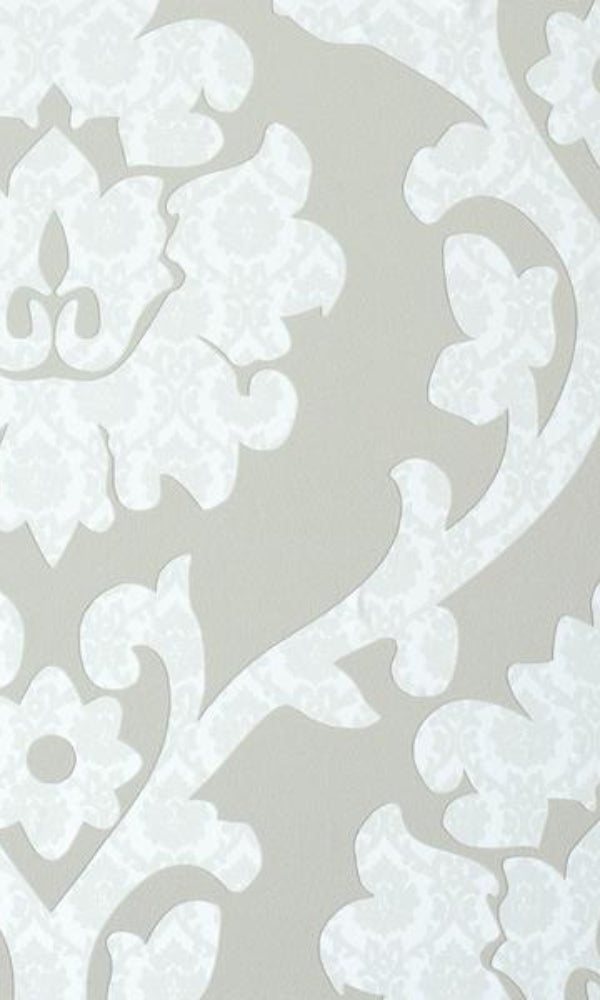 Brocante Plush Wallpaper 45941