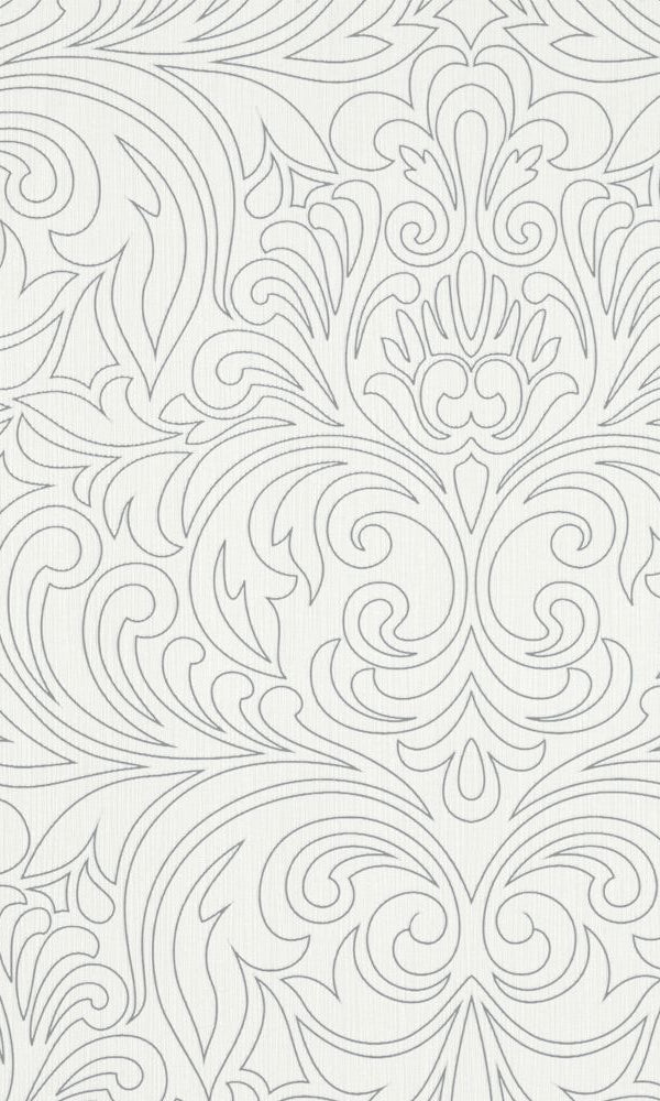 Homesense Majestic Damask Wallpaper 54606