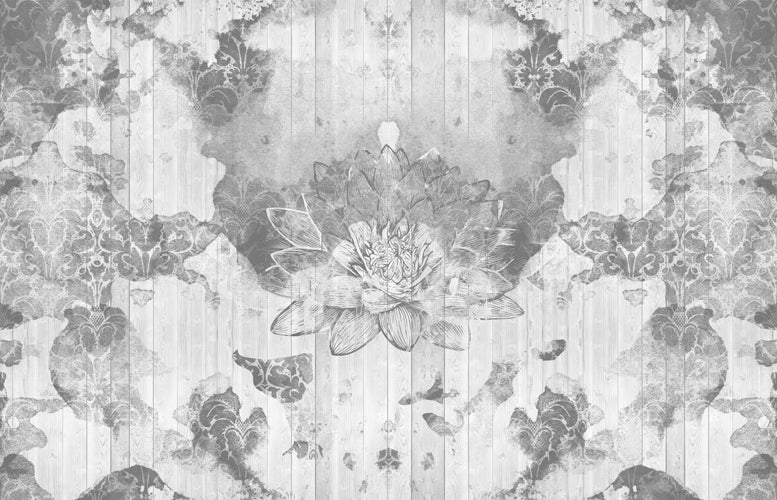 Custom Murals Carnation Wallpaper 55001