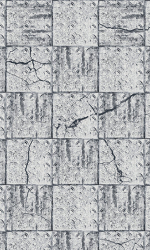 Windmill Avenue Broken Tiles Wallpaper 6332018