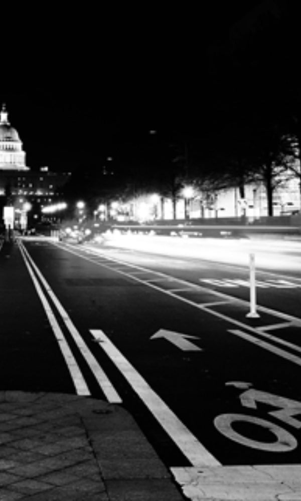 City Love Washington DC Street Wallpaper CL34B