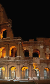 City Love The Colosseum, Rome Wallpaper CL35A