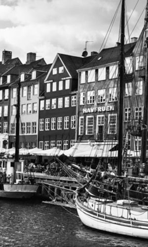 City Love Copenhagen from the Water Wallpaper CL47B