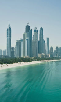 City Love Dubai from the Water Wallpaper CL90A
