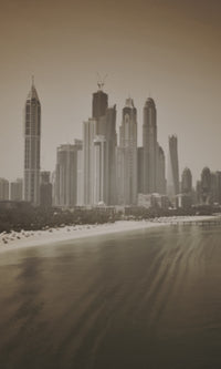 City Love Dubai from the Water Wallpaper CL90C
