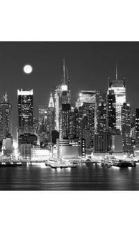 City Love New York Skyline Wallpaper CL08B