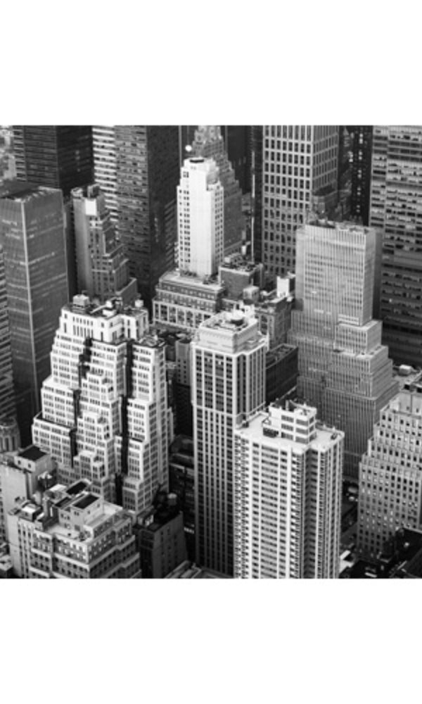 City Love New York Skyscrapers Wallpaper CL12B