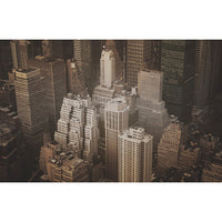 City Love New York Skyscrapers Wallpaper CL12C