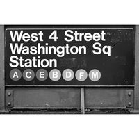City Love New York Subway Wallpaper CL14B
