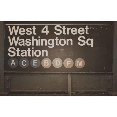 City Love New York Subway Wallpaper CL14C