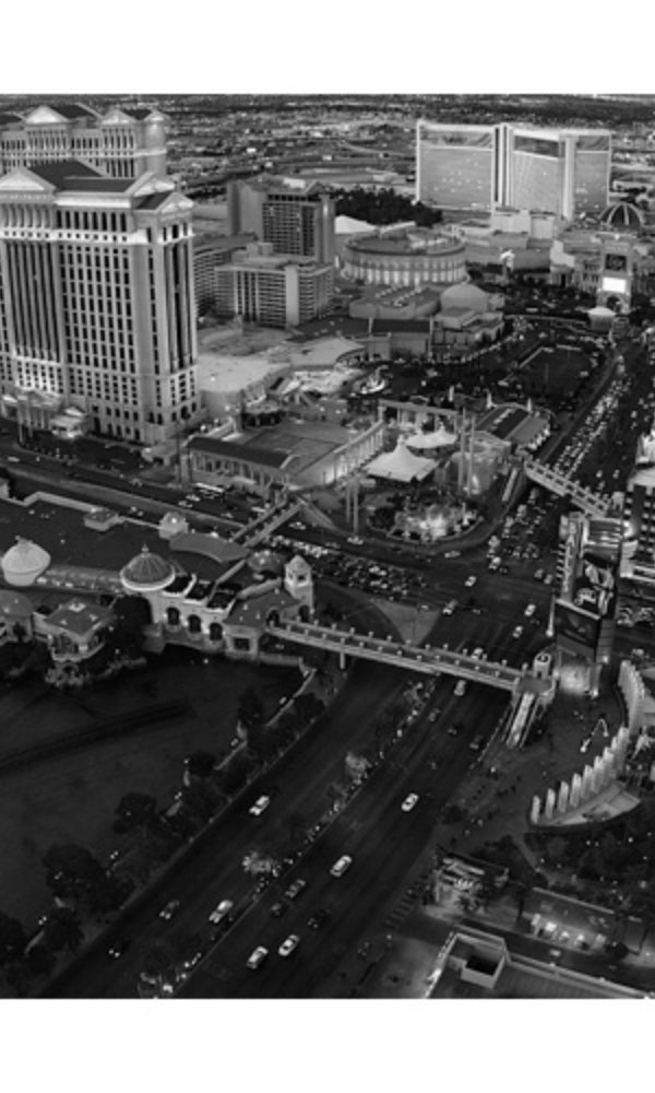 City Love Las Vegas Overview Wallpaper CL16B