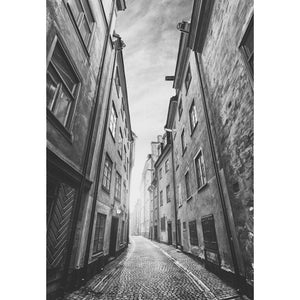City Love Stockholm Street Wallpaper CL27B