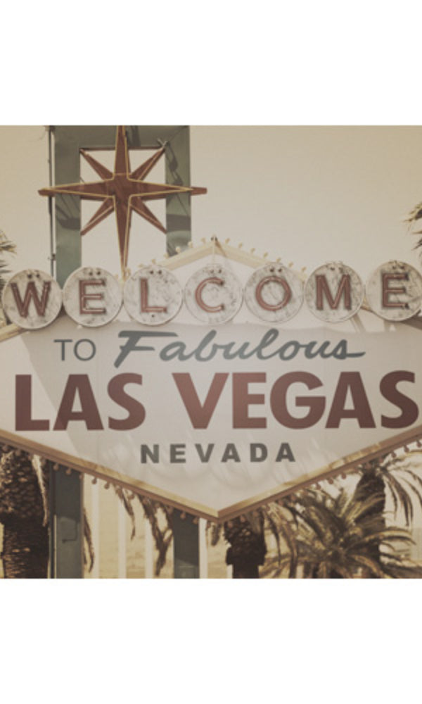 City Love Welcome to Las Vegas Wallpaper CL28C